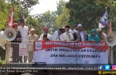 Pimpinan Aksi Kawal MK Berani Simpulkan Gugatan Prabowo – Sandi Ditolak - JPNN.com