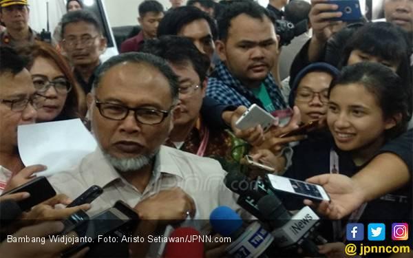 Bambang Widjojanto Optimistis Hakim MK Terima Gugatan Paslon 02 - JPNN.com