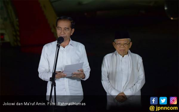 Anggota TKN Minta Keterwakilan Perempuan di Kabinet Jokowi - Ma'ruf - JPNN.com