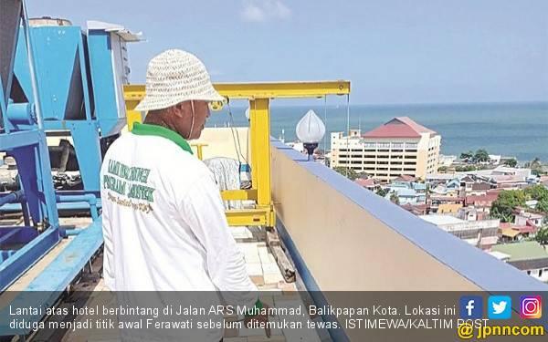 Anak Pak Bos Jatuh dari Lantai 8, Ada yang Mendorong? - JPNN.com