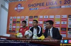 Jan Saragih Ungkap Penyebab Perseru BLFC Tumbang dari PSIS - JPNN.com