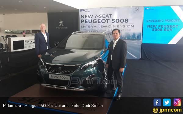 Peugeot Luncurkan SUV 7 Penumpang Termurah di Indonesia - JPNN.com
