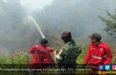 Antisipasi Karhutla di Riau Sudah Dilakukan Sejak Awal Kemarau - JPNN.com