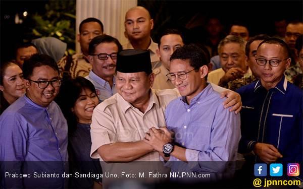 Sikap Kesatria Prabowo Subianto Terima Putusan MK Tuai Pujian - JPNN.com