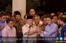 Simak Pidato Prabowo Sikapi Putusan MK, Tak Ada Menyebut Nama Jokowi - JPNN.com