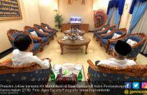 Menurut Anda, Perlu Tidak Jokowi Libatkan KPK dalam Penyusunan Kabinet? - JPNN.com