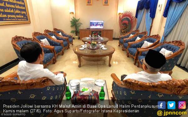 Jangan Berharap Nama-nama Menteri Kabinet Jokowi Diumumkan Hari Ini - JPNN.com