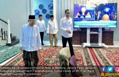 Sidang Putusan MK Belum Kelar, Jokowi Sudah di Halim Perdanakusuma - JPNN.com