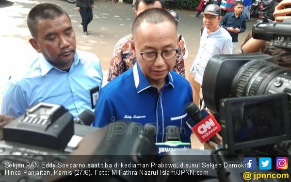 MK Baca Putusan Sengketa Pilpres, Sejumlah Politisi Merapat ke Rumah Prabowo - JPNN.com