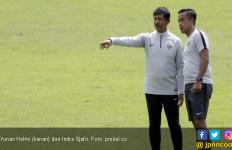 Ditunjuk Jadi Pelatih Barito Putera, Yunan Helmi Minta Izin Indra Sjafri - JPNN.com