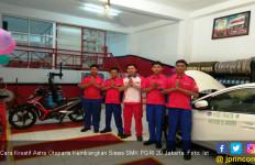Cara Kreatif Astra Otoparts Tingkatkan Kompetensi Siswa SMK PGRI 20 Jakarta - JPNN.com