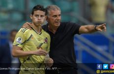 Kolombia vs Chile: Panggung Pembuktian Buat James Rodriguez - JPNN.com