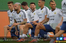 8 Besar Copa America 2019 Venezuela vs Argentina: Kenangan Buruk Messi di Maracana - JPNN.com
