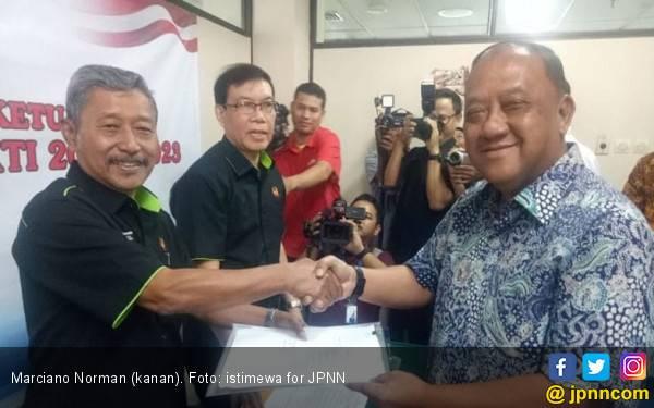 Marciano Calon Tunggal Ketua KONI Pusat, John Ismaidi: Aklamasi Juga Bagian dari Demokrasi - JPNN.com