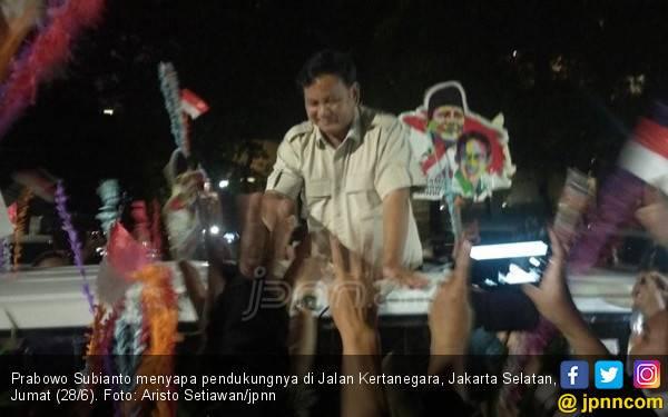 Jumat Malam, Koalisi Indonesia Adil dan Makmur Resmi Bubar - JPNN.com