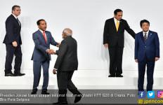 Jokowi Dapat Ucapan Selamat dari Pimpinan Dunia di KTT G20 Osaka - JPNN.com