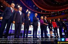 Pilpres AS 2020: Perebutan Tiket Demokrat Dimulai, Dua Kandidat Mencuat - JPNN.com
