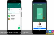 Asyik, Status WhatsApp Bisa Dibagikan ke Facebook Stories - JPNN.com