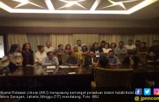 Gelar Halalbihalal, ARJ Serukan Semangat Persatuan Bangsa - JPNN.com