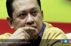 Diminta Wawancara Bareng Airlangga, Bamsoet: Ketua Saja - JPNN.com