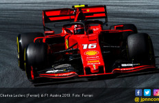 Hasil Kualifikasi F1 Austria: Charles Leclerc Rebut Pole - JPNN.com