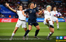 Piala Dunia Wanita 2019: Juara Bertahan Kalahkan Tuan Rumah di Perempat Final - JPNN.com