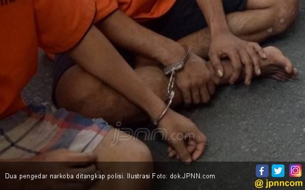 Hendra dan Kadir Ditangkap Polisi - JPNN.com