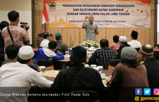 Pertemuan Gubernur Ganjar dan Eks Napiter, Ini yang Dibahas - JPNN.com