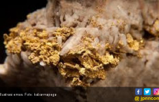 Emas Ditemukan di Perairan Banten - JPNN.com