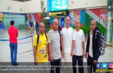 5 Nelayan Indonesia Dipulangkan dari Malaysia - JPNN.com