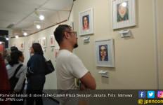 3 Seniman Muda Berbakat Ikut Pameran Lukisan 111 Tahun Polychromos - JPNN.com