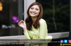 Padukan Pop dan Dangdut, Ayda Jebat Ciptakan Tren Baru di Malaysia - JPNN.com