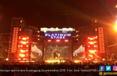 Seringai dan Tulus Bakal Tampil di Soundrenaline 2019 - JPNN.com