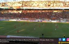 Penyebab Borneo FC Gagal Memainkan Renan Silva Kontra Persija - JPNN.com