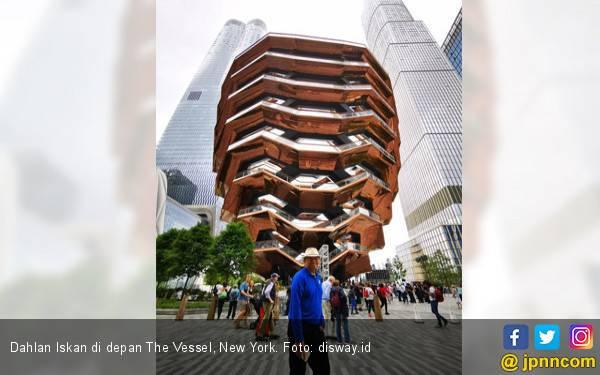 The Vessel - JPNN.com