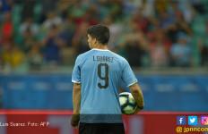 Detik - Detik Luis Suarez Gagal Melaksanakan Tugas dalam Drama Adu Penalti Uruguay vs Peru - JPNN.com