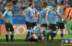 Uruguay vs Peru: Luis Suarez Satu-satunya Algojo yang Gagal dalam Drama Adu Penalti - JPNN.com