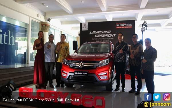 DFSK Glory 560 Siap Jadi Mobil Keseharian Warga Bali - JPNN.com