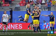 Menang Comeback Atas Jerman, Swedia Masuk Semifinal Piala Dunia Wanita 2019 - JPNN.com