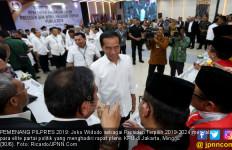 Jokowi Bakal Happy Jika Prabowo - Sandi Mau Melihatnya Dilantik Jadi Presiden Lagi - JPNN.com