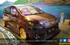 Suzuki Ertiga Rebut Predikat Modifikasi Interior Terbaik di MBtech Awards Malang - JPNN.com