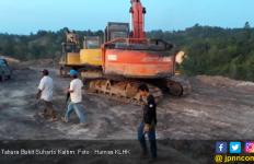 Aktor Intelektual Kasus Ilegal Mining Tahura Bukit Soeharto Tertangkap - JPNN.com