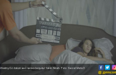 Westny DJ Berani Beradegan Ciuman dalam Serial Yakin Nikah - JPNN.com