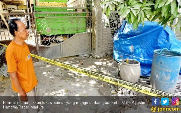 Sumur Milik Warga Sumenep Terdapat Kandungan Gas - JPNN.com