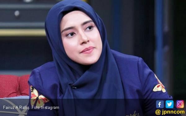 Galih Ginanjar Tersangka, Fairuz Langsung Mengucap Takbir - JPNN.com