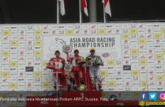 Pembalap Indonesia Mendominasi Podium ARRC Suzuka - JPNN.com