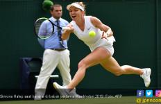 Novak Djokovic dan Simona Halep Mulus ke Babak Kedua Wimbledon 2019 - JPNN.com