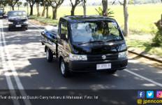 Test Drive Suzuki Carry Terbaru: Keistimewaannya Belum Habis - JPNN.com
