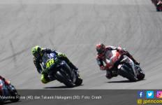 Lihat! Ada Sesuatu yang Lebih Penting dari Balapan Buat Valentino Rossi - JPNN.com