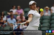 Petenis Kazakhstan Pukul Naomi Osaka di Babak Pertama Wimbledon 2019 - JPNN.com